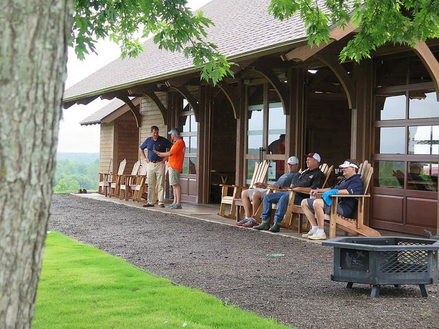 lodge at Mossy Oak Properties Charity Golf Tournament