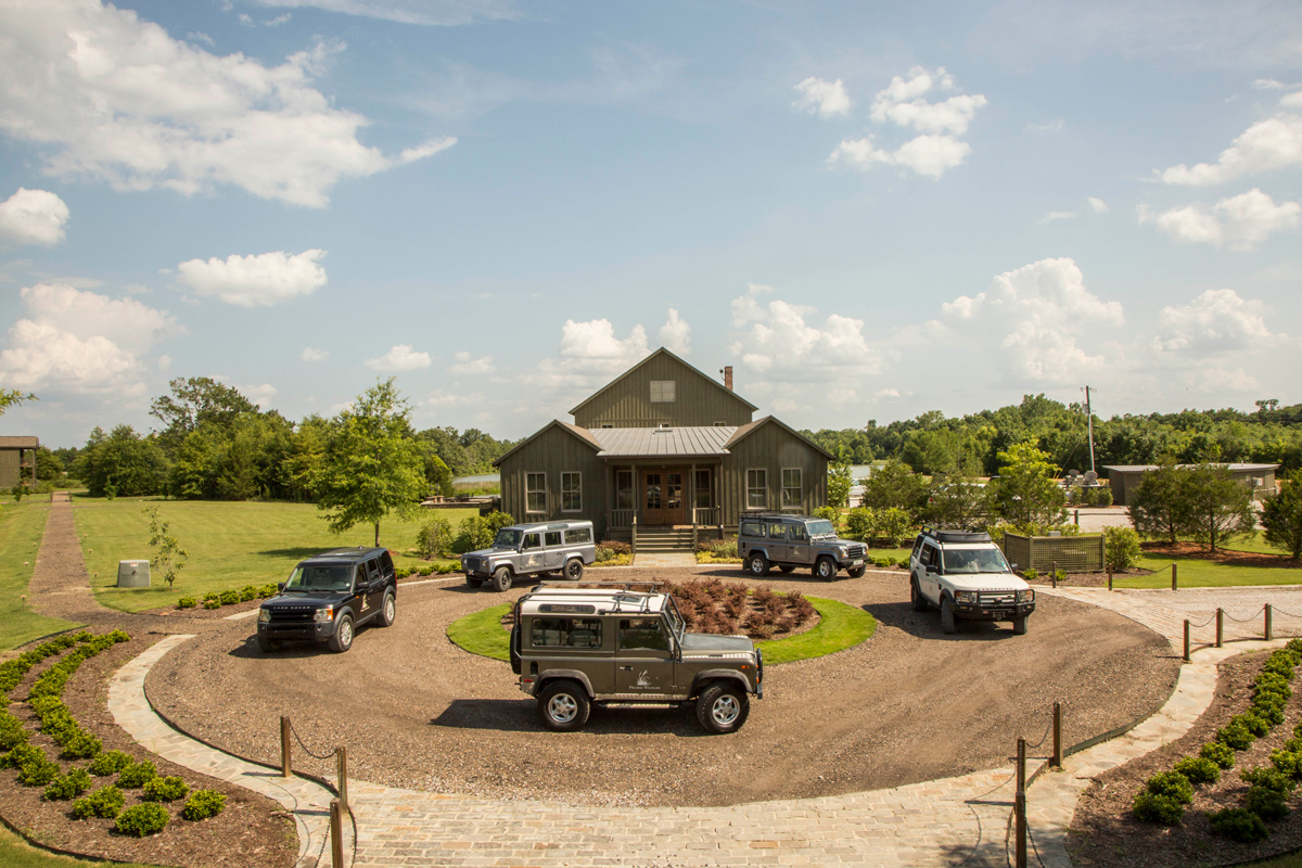 priaire trucks at sporting clays