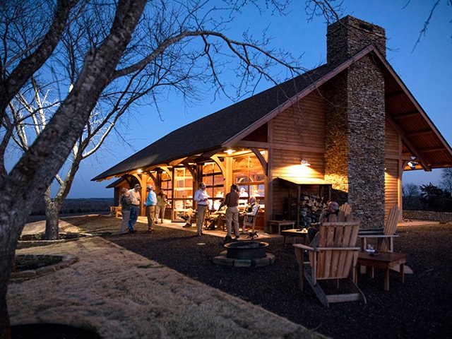 Prairie Wildlife Farms Pavillion