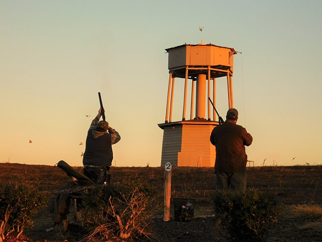 Prairie Wildlife Farms Tower Shoot