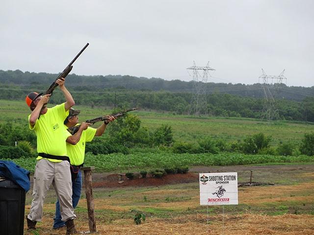 Prairie Wildlife Farms Shooters