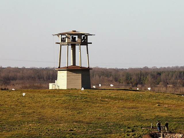 Prairie Wildlife Farms Tower Clay Shooting