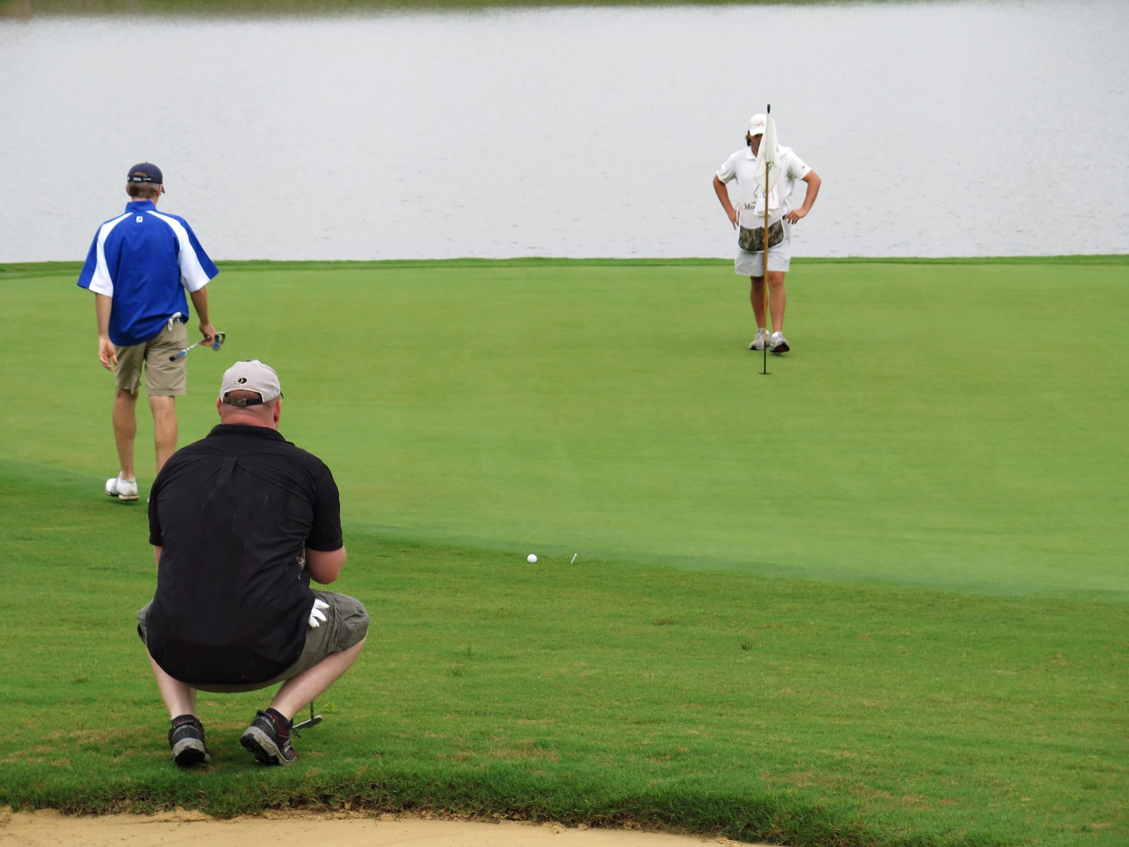 golfers in Mossy Oak Properties Charity Golf Tournament