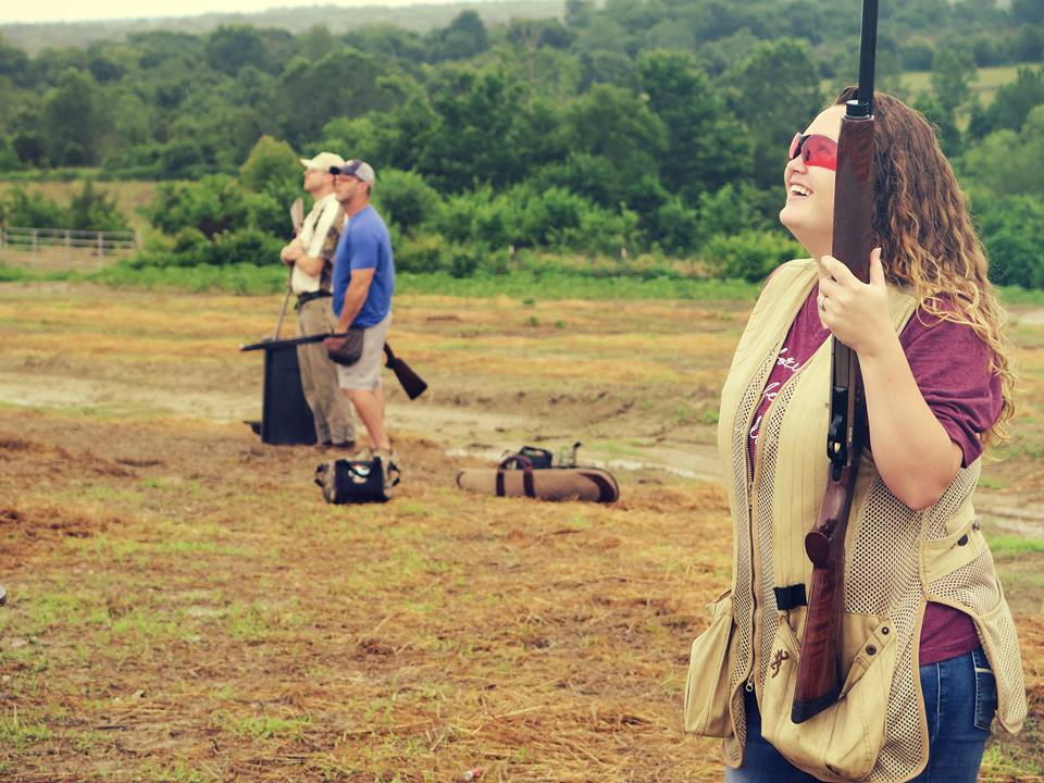 hunters at sporting clays