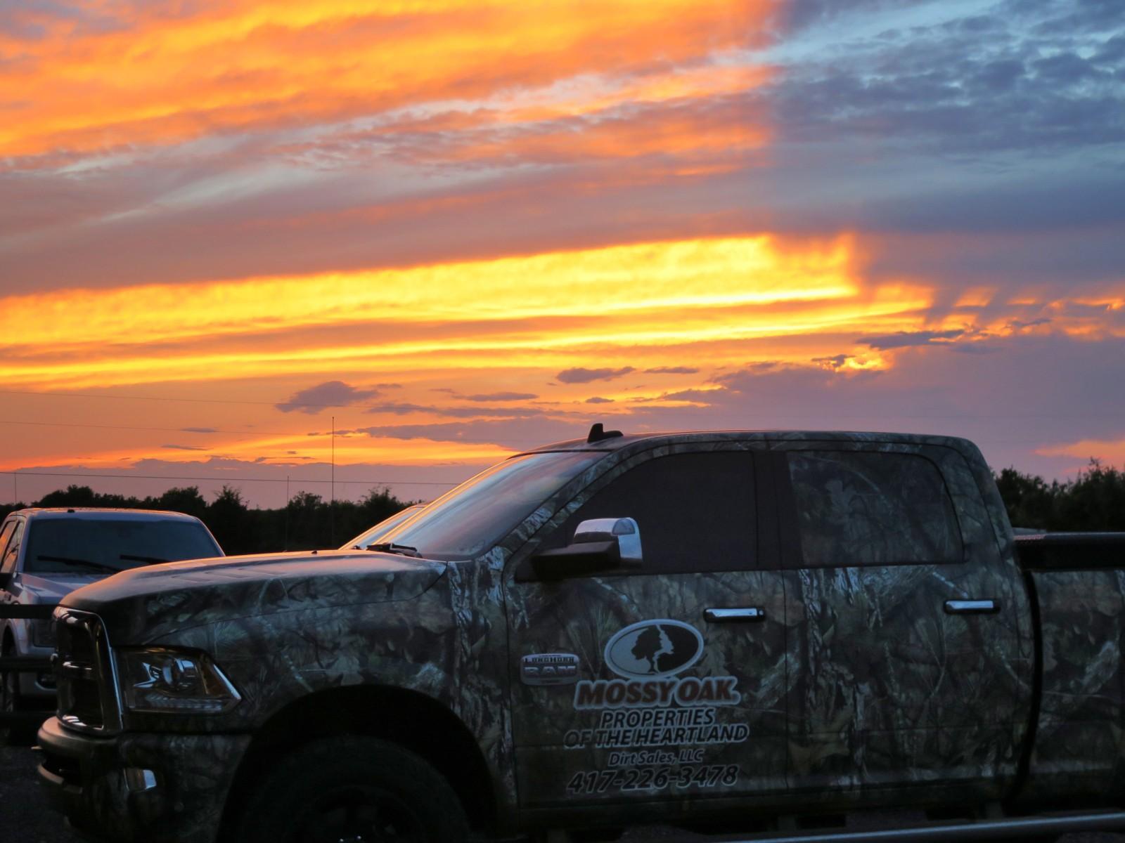 mossy oak properties pick up truck