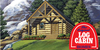 The Grizzly III Log Cabin live auction item Mossy Oak Properties Fox Hole Shootout